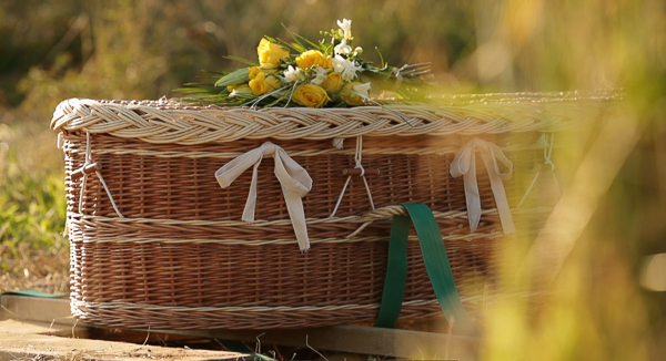 Natural and traditional burial